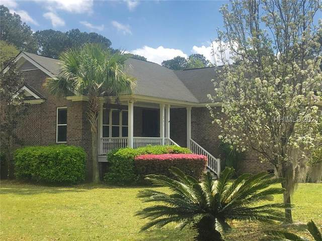 201 Green Winged Teal Drive S, Beaufort, SC 29907 (MLS #413480) :: RE/MAX Island Realty