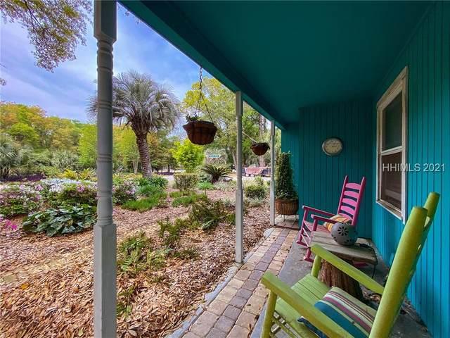 16 Oleander Street, Hilton Head Island, SC 29928 (MLS #413980) :: The Etheridge Group