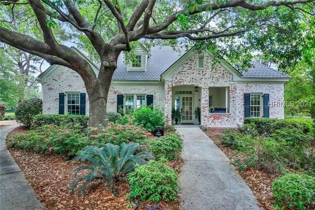 16 E Cottage Circle, Bluffton, SC 29910 (MLS #414412) :: Hilton Head Dot Real Estate