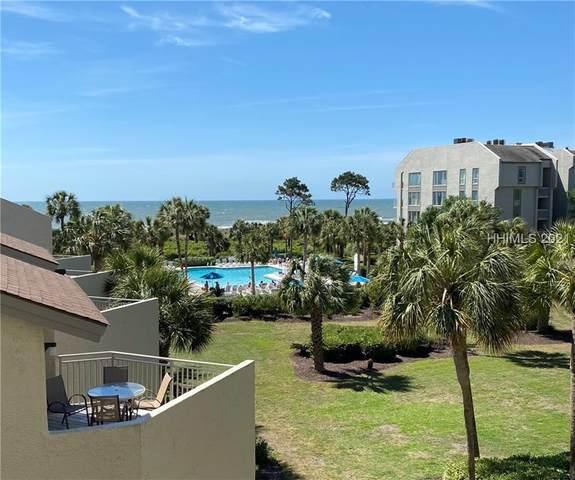 21 S Forest Beach Drive #331, Hilton Head Island, SC 29928 (MLS #414772) :: Coastal Realty Group