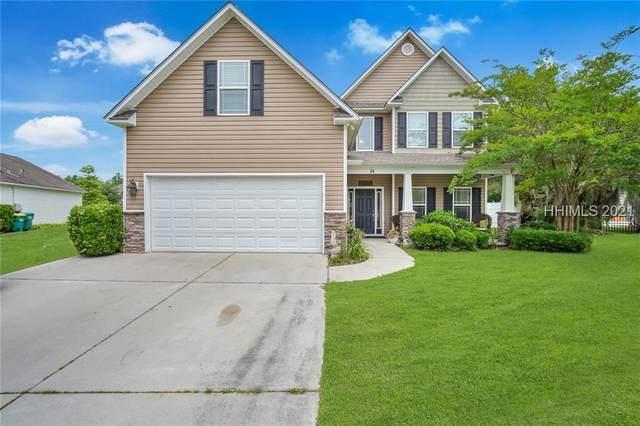 34 Alston Park Drive, Bluffton, SC 29910 (MLS #414778) :: Colleen Sullivan Real Estate Group