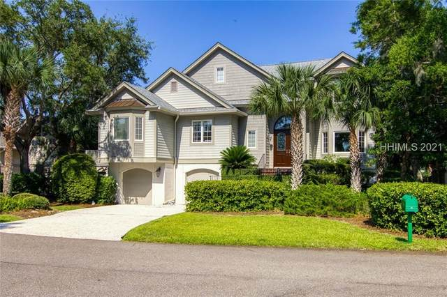 24 Spartina Crescent, Hilton Head Island, SC 29928 (MLS #415685) :: Charter One Realty