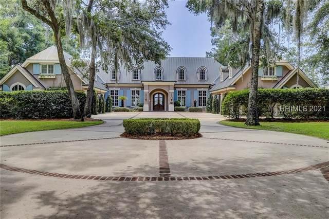 47 Brams Point Circle, Hilton Head Island, SC 29926 (MLS #415716) :: Southern Lifestyle Properties