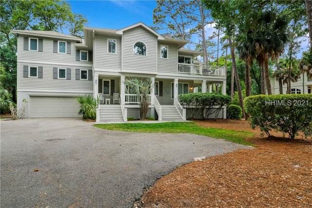 4 Ketch, Hilton Head Island, SC 29928 (MLS #415869) :: The Alliance Group Realty