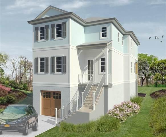 25 Bradley Circle, Hilton Head Island, SC 29928 (MLS #415901) :: Coastal Realty Group