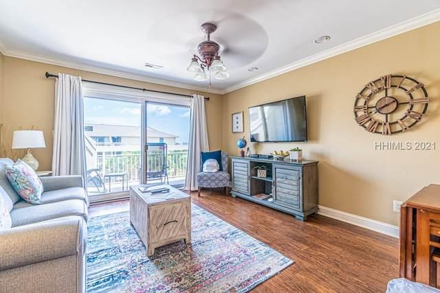 4 N Forest Beach Drive #319, Hilton Head Island, SC 29928 (MLS #416187) :: Hilton Head Real Estate Partners