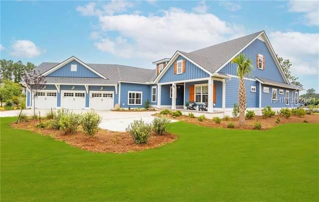70 Hampton Lake Drive, Bluffton, SC 29910 (MLS #416649) :: Hilton Head Dot Real Estate