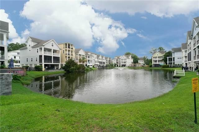 94 Sandcastle Court, Hilton Head Island, SC 29928 (MLS #417285) :: Coastal Realty Group