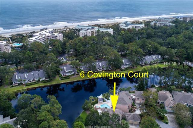 6 Covington Court, Hilton Head Island, SC 29928 (MLS #358989) :: Beth Drake REALTOR®