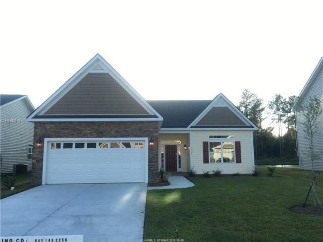 1247 Hearthstone Drive, Hardeeville, SC 29927 (MLS #361731) :: RE/MAX Coastal Realty