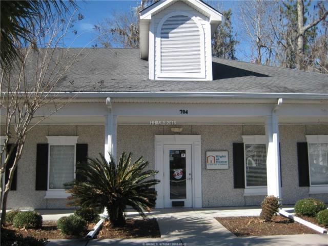Plantation Business Park, Bluffton, SC 29910 (MLS #377314) :: RE/MAX Coastal Realty