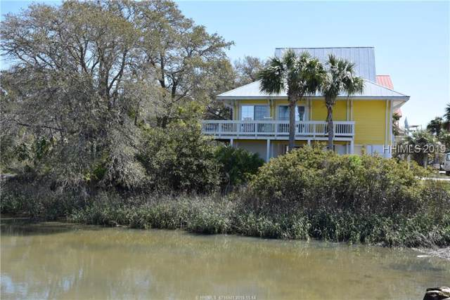 86 SW Harbour Key Drive, Saint Helena Island, SC 29920 (MLS #378626) :: RE/MAX Island Realty