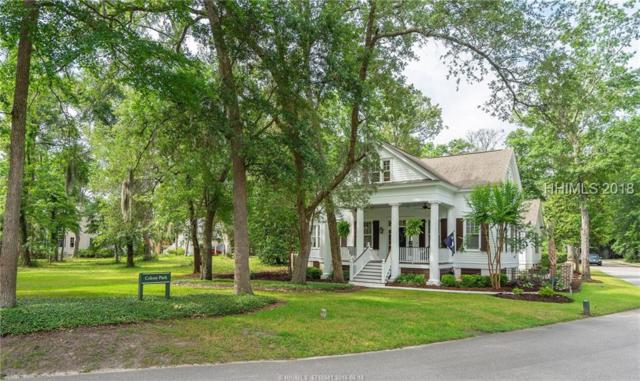 48 Oak Pond Passage, Beaufort, SC 29906 (MLS #381646) :: RE/MAX Coastal Realty