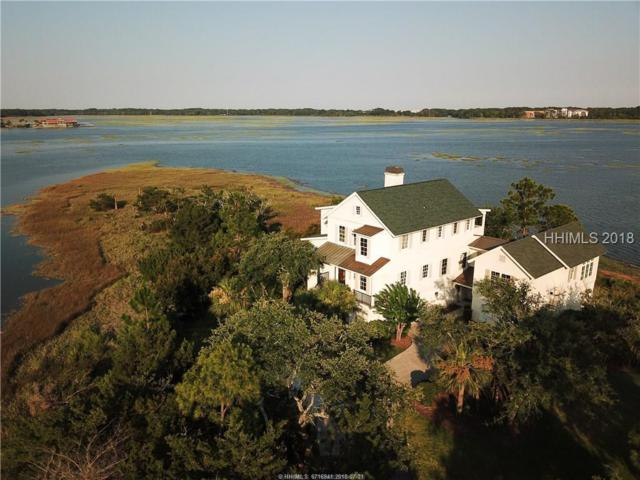 104 Crosswinds Drive, Hilton Head Island, SC 29926 (MLS #382823) :: Collins Group Realty