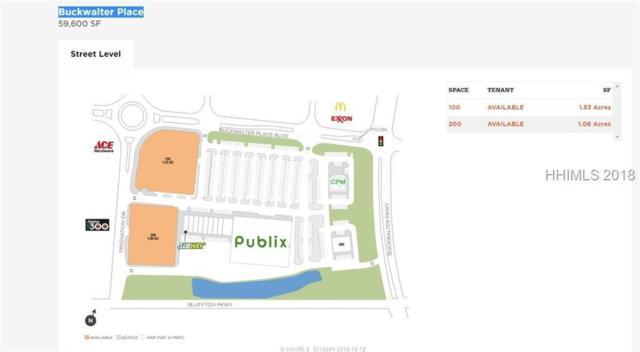 103 Buckwalter Place Boulevard 110 Boulevard, Bluffton, SC 29910 (MLS #382941) :: Collins Group Realty