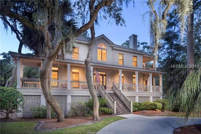 1 Sea Oak Lane, Hilton Head Island, SC 29928 (MLS #383109) :: Southern Lifestyle Properties