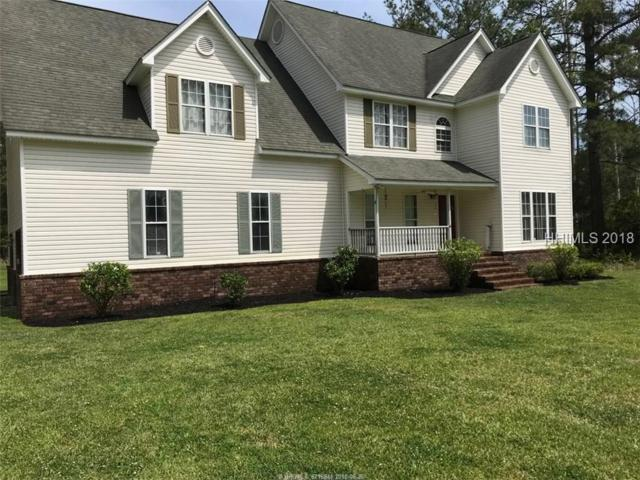 2509 Plantation Drive, Hardeeville, SC 29927 (MLS #383133) :: Collins Group Realty