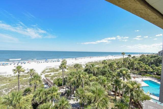 21 Ocean Lane #428, Hilton Head Island, SC 29928 (MLS #383937) :: The Alliance Group Realty