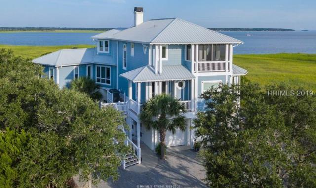 134 Harbour Key Drive, Saint Helena Island, SC 29920 (MLS #385606) :: Southern Lifestyle Properties