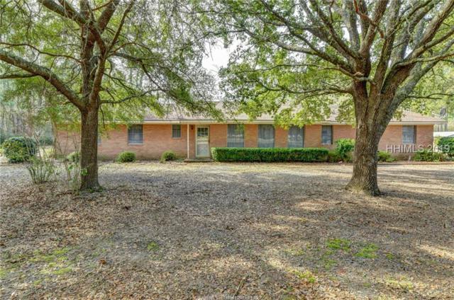 3661 Grays Highway, Ridgeland, SC 29936 (MLS #385635) :: Southern Lifestyle Properties