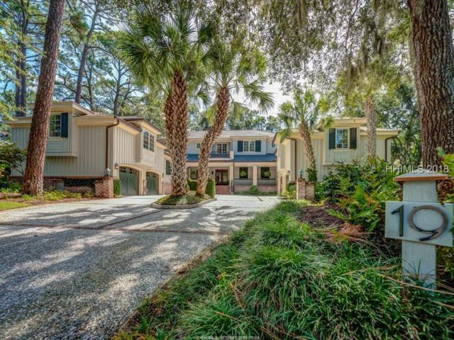 19 W Beach Lagoon Road, Hilton Head Island, SC 29928 (MLS #386751) :: RE/MAX Coastal Realty