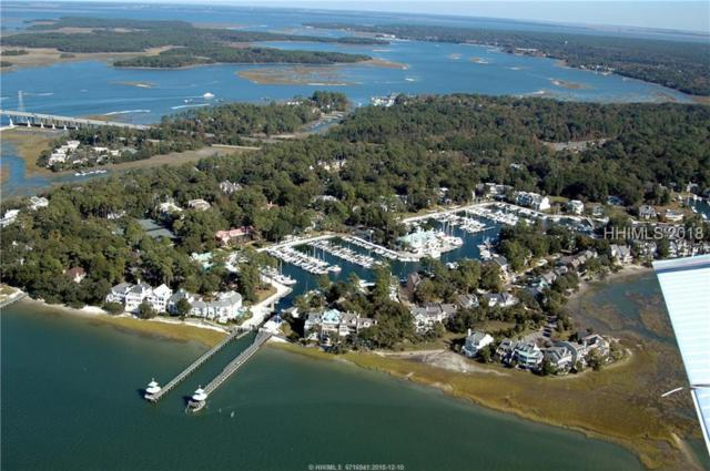 J-164 Windmill Harbour Marina, Hilton Head Island, SC 29926 (MLS #386917) :: RE/MAX Coastal Realty
