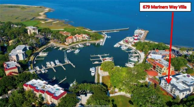 147 Lighthouse Road #679, Hilton Head Island, SC 29928 (MLS #390504) :: The Alliance Group Realty