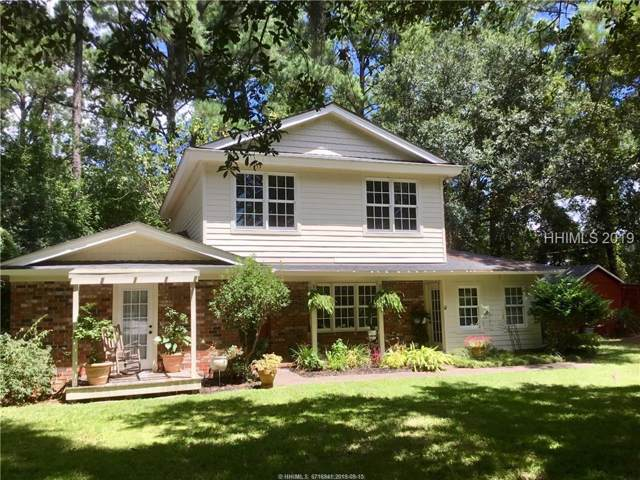 1 Pine Island Road, Bluffton, SC 29910 (MLS #391615) :: The Alliance Group Realty
