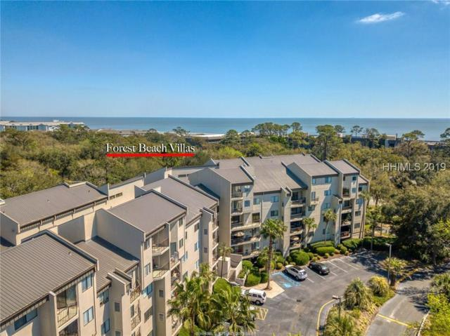10 S Forest Beach Drive #425, Hilton Head Island, SC 29928 (MLS #392270) :: Southern Lifestyle Properties