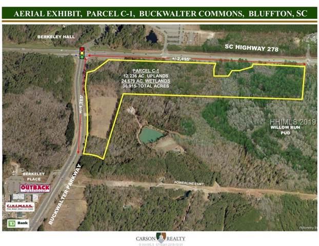Buckwalter Parkway, Bluffton, SC 29910 (MLS #393436) :: Southern Lifestyle Properties
