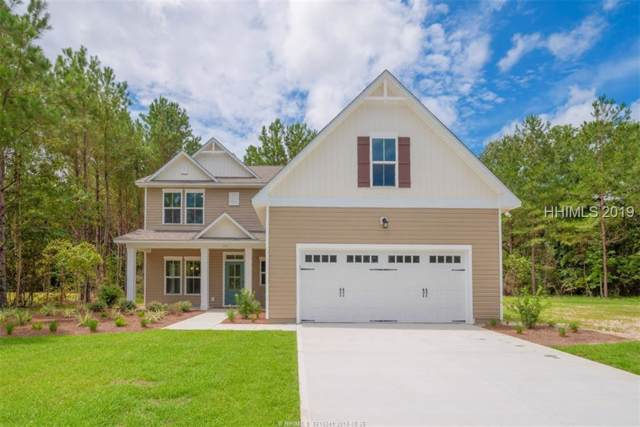 501 Osprey Lake Circle, Hardeeville, SC 29927 (MLS #393710) :: The Alliance Group Realty