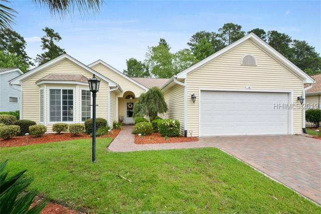 18 Coburn Drive E, Bluffton, SC 29909 (MLS #395624) :: The Alliance Group Realty