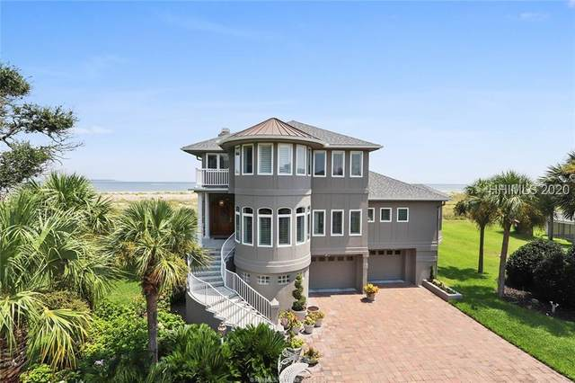 34 Ocean Point S, Hilton Head Island, SC 29928 (MLS #396218) :: The Alliance Group Realty