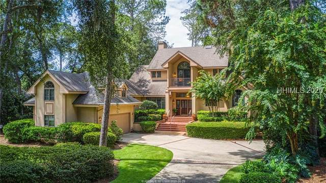 30 Long Brow Road, Hilton Head Island, SC 29928 (MLS #396300) :: Schembra Real Estate Group