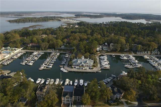 A-6 Boatslip Windmill Harbour, Hilton Head Island, SC 29926 (MLS #397307) :: Charter One Realty