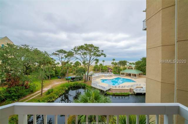 75 Ocean Lane #303, Hilton Head Island, SC 29928 (MLS #397409) :: The Coastal Living Team