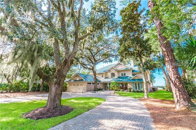 25 N Calibogue Cay Road, Hilton Head Island, SC 29928 (MLS #397834) :: Coastal Realty Group