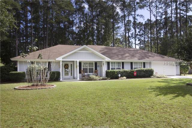 6 Grande Oaks Drive, Bluffton, SC 29910 (MLS #397926) :: The Alliance Group Realty