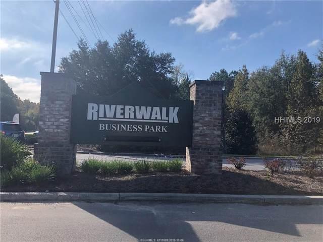 378 Browns Cove Road, Ridgeland, SC 29936 (MLS #398223) :: The Sheri Nixon Team