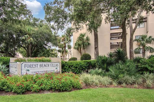 10 S Forest Beach Drive #421, Hilton Head Island, SC 29928 (MLS #398770) :: Collins Group Realty