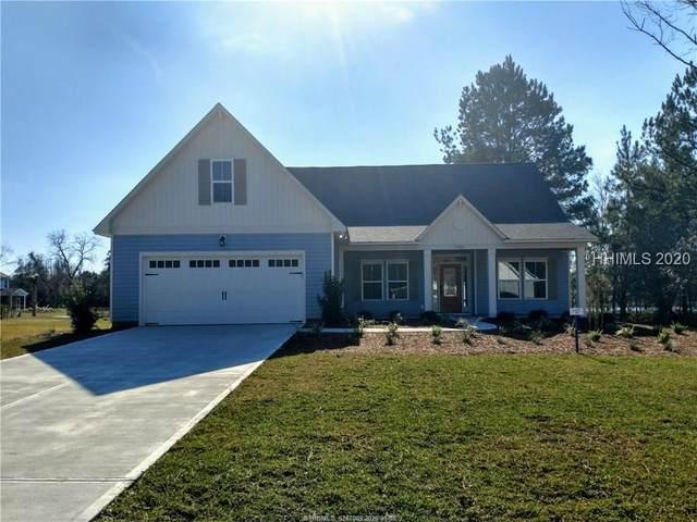 2026 Osprey Lake Circle, Hardeeville, SC 29927 (MLS #398896) :: Coastal Realty Group