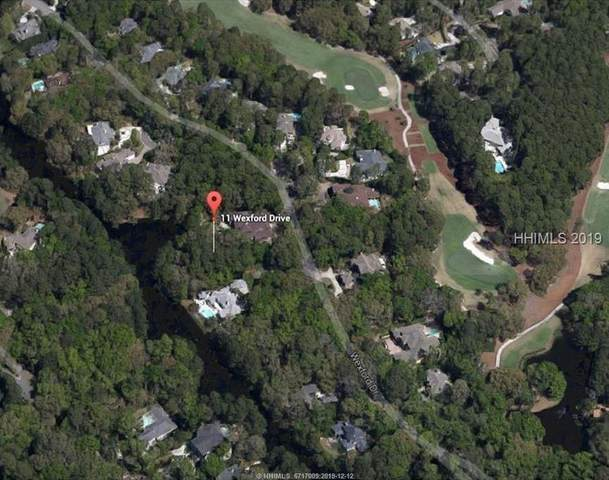 11 Wexford Drive, Hilton Head Island, SC 29928 (MLS #398973) :: Collins Group Realty