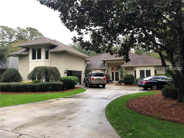 4 Stonegate Drive, Hilton Head Island, SC 29926 (MLS #399521) :: Hilton Head Dot Real Estate