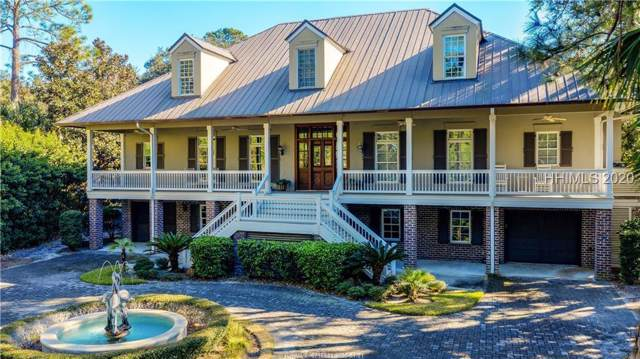 195 Mooring Buoy, Hilton Head Island, SC 29928 (MLS #399565) :: Schembra Real Estate Group