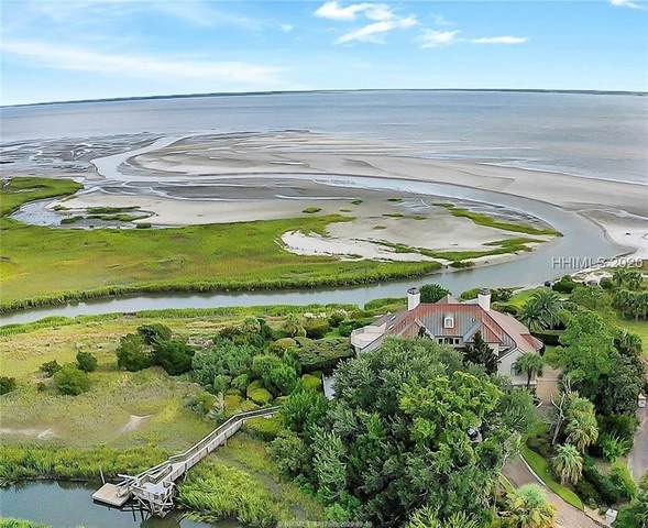 136 Fort Walker Drive N, Hilton Head Island, SC 29928 (MLS #399785) :: Southern Lifestyle Properties