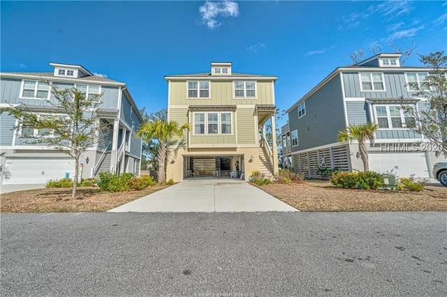 32 Hammock Oaks Circle, Hilton Head Island, SC 29926 (MLS #400090) :: The Alliance Group Realty