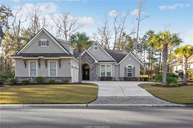 22 Meridian Point Drive, Bluffton, SC 29910 (MLS #400133) :: The Alliance Group Realty