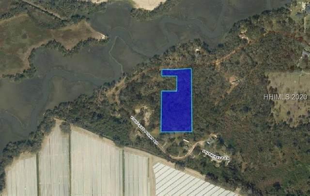 119 Vineyard Point Road, Saint Helena Island, SC 29920 (MLS #400154) :: RE/MAX Island Realty