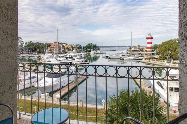 2 Lighthouse Lane #856, Hilton Head Island, SC 29928 (MLS #400171) :: Collins Group Realty