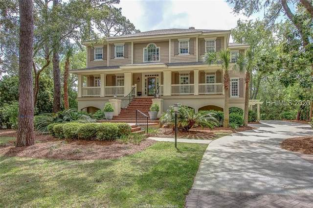 21 Starboard Tack, Hilton Head Island, SC 29928 (MLS #400228) :: Schembra Real Estate Group